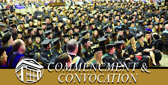 Commencement and Convaction