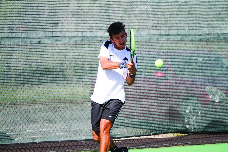 Tennis Teams Strengthen Records