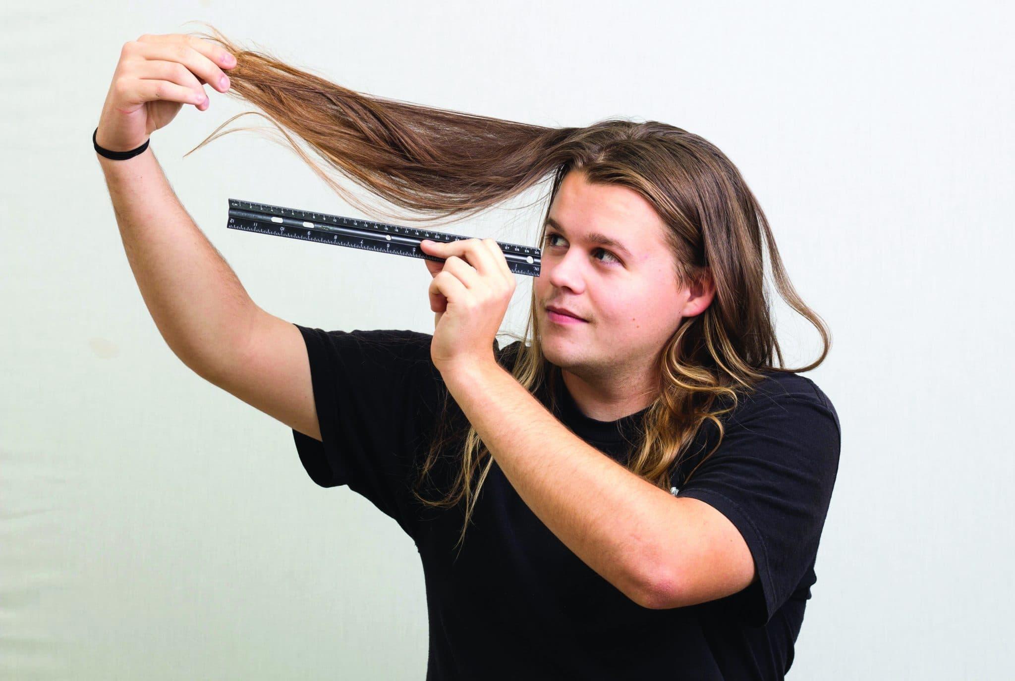 Long hair dress code