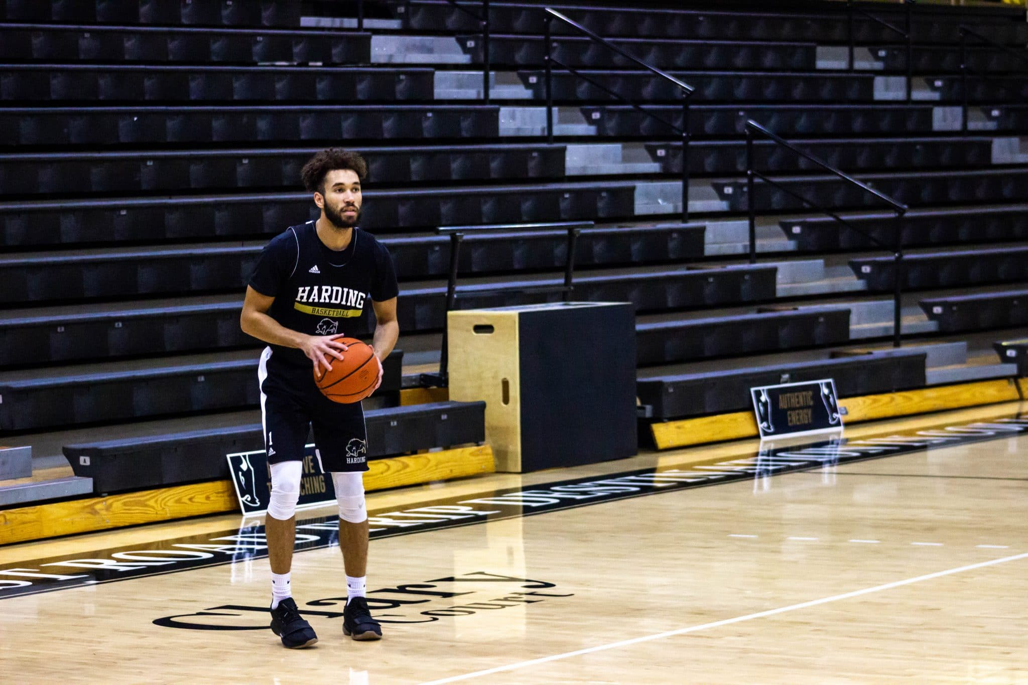 New faces prepared to lead Bisons basketball   The Bison