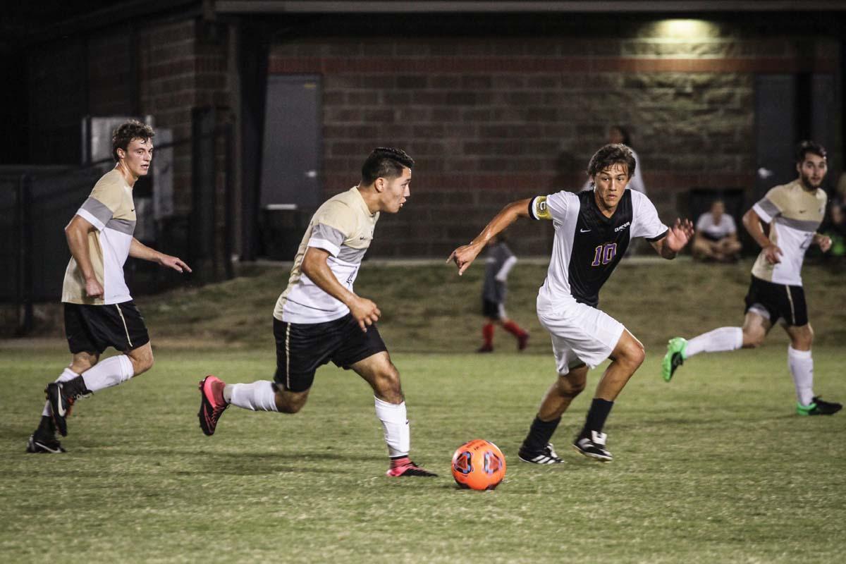 Men's soccer struggles again in loss to NSU   The Bison