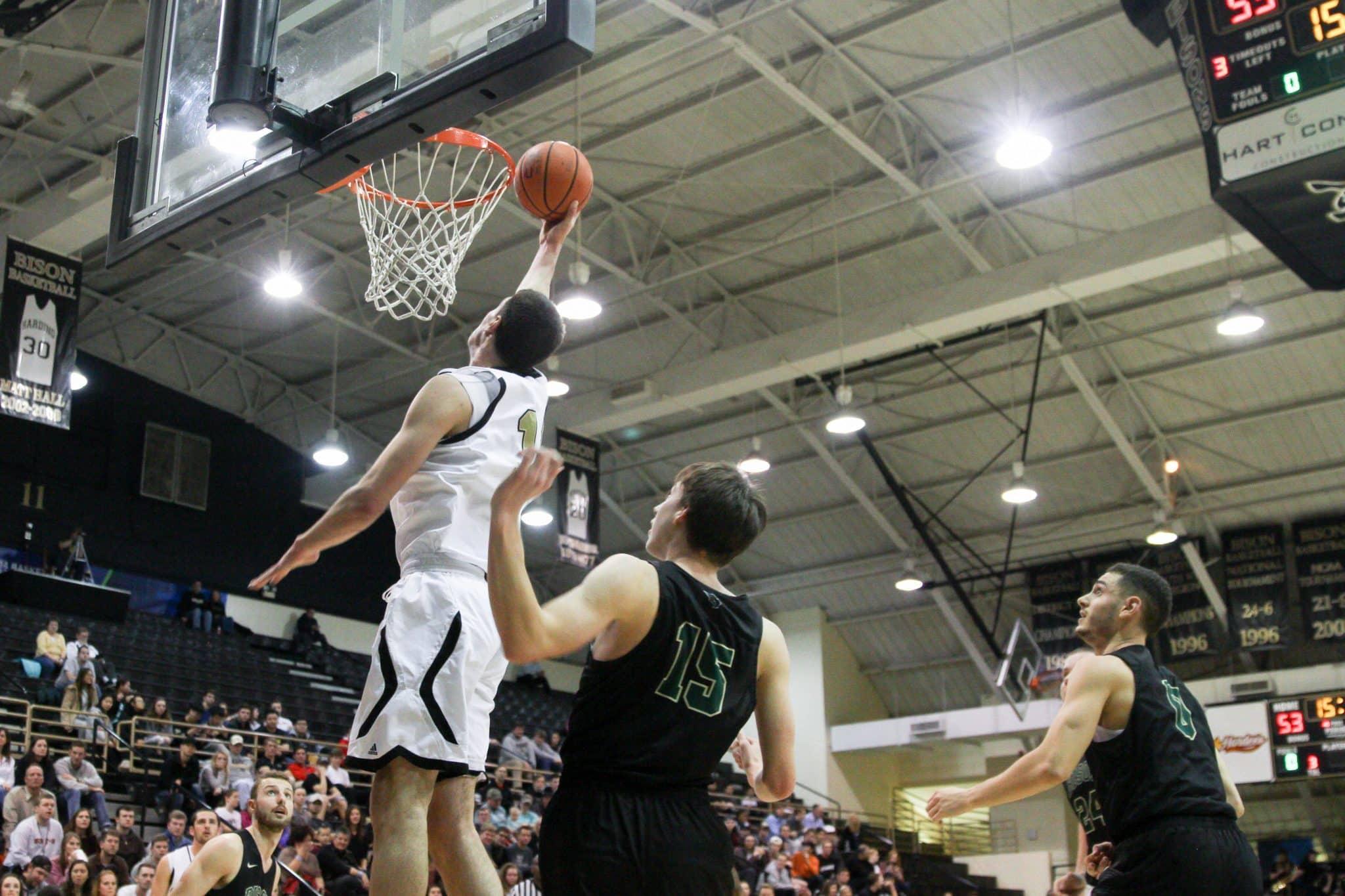 Men's Basketball Continues Winning Streak | The Bison