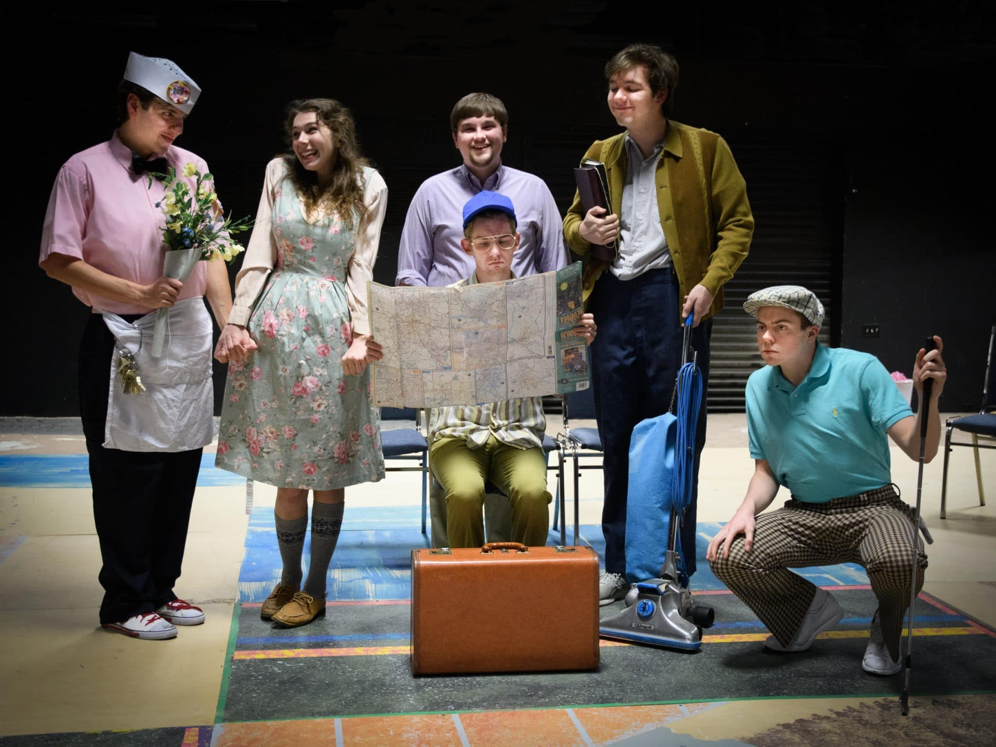 The Department of Theatreu0027s winter play Tom Griffinu0027s u201cThe Boys Next Dooru201d will be performed Dec. 7-9 at 7 p.m. in the Ulrey Performing Arts Center.  sc 1 st  The Link - Harding University & Sunshine School Influences u0027The Boys Next Dooru0027   The Bison