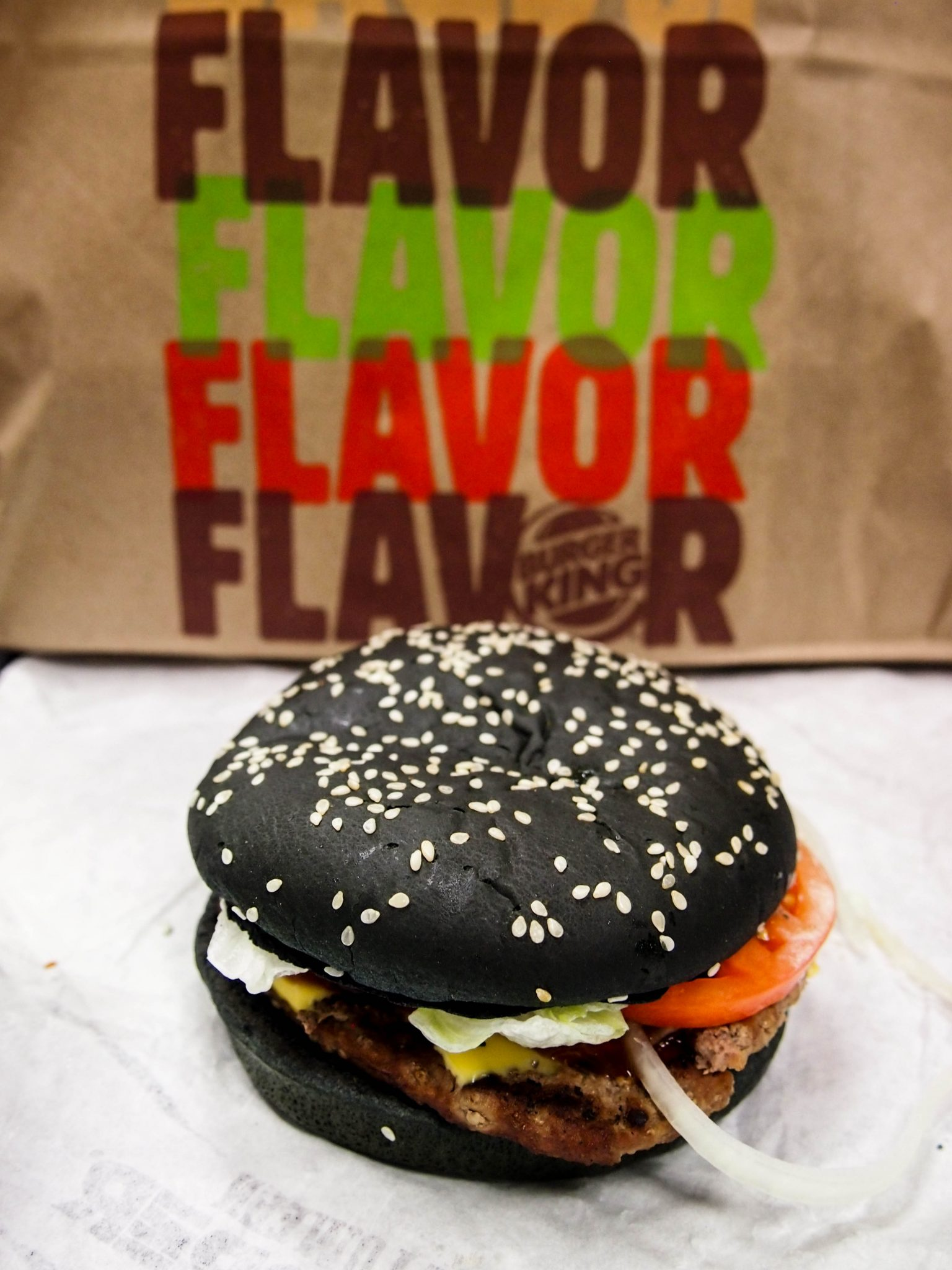 Halloween Whopper not so spooky, dry | The Bison